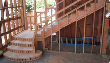 Good Welcome! AMENDT STAIR FRAMING ...
